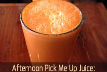 BEVERAGES {juices and smoothies}