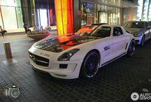 Mercedes SLS Haman