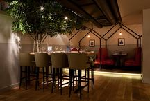 The Jones Family Project / The Jones Family Project is an exciting new independent restaurant and bar in the thriving Shoreditch area of London. Restaurant interior design, by designLSM.