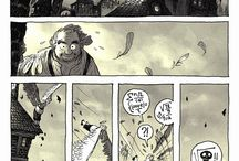 Comics / by Viola Baier