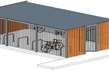 Bicycle Cages