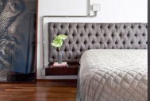 Cabeceira de cama captone