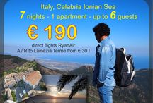 Calabria Casa Vacanze Ardore Mare / Appartamenti x vacanze www.calabriacasavacanze.it