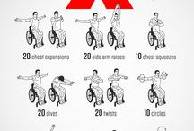 Exercises - wheelchair