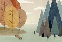 Children books illustration / by Mila Kess