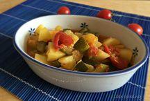 SECONDI PIATTI ricette di cucina / Secondi piatti a base di carne, pesce e verdure