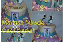 Kiddies cakes by Marina Kirkosman / Home baked cakes by Marina Kirkosman