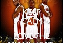 Miami Heat <3 / by Alina Prince