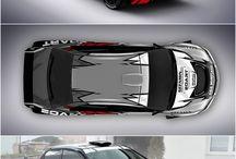 TUNED CARS