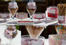 Events: Ice Cream Buffet and Party