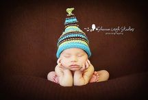 Photography baby hats