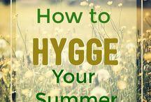 Summer Hygge