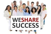 Share for Success / A community of people across the planet passionate about Sharing with each other to help each other succeed