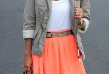 Fashion Things / My Wardrobe Loves