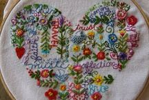 Embroidery ideas / by Sue Qualls