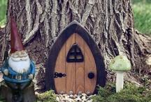 Gnomes & Fairies / by Stephanie