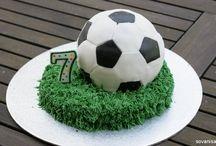 Fotbal cake