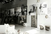 curate | art / interesting ways to display, curate and instal 'art'