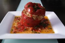 Stuffed peppers: the joys of eating with your eyes / Delicious stuffed pepper recipes