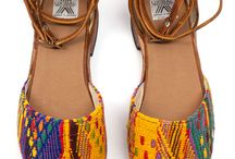 etnic shoes and sandal