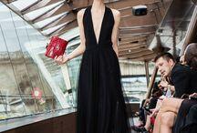 Black Rose Collection catwalk / Paris fashion week #parisfw #pfw #carwalk #BRC