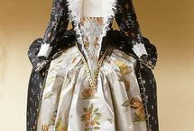 Gowns ~ 16th Century