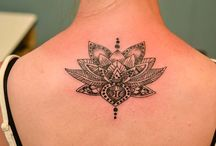 Henna / Bohemian Tattoo ideas