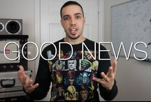 Good News / Your Weekly Dose of Good News! / by Internationally Inspired