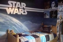 Pokój Star wars