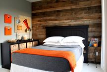 Bedroom ideas / by lana marie