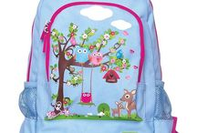 Girl's Backpacks / Behind every great kid, there's a great backpack!