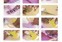╰☆╮..Diversos Moldes EVA..╰☆╮ / Hoje trouxemos uma criativa ideia de pasta bailarina com molde e todas instruções passo a passo. Deixe os estudos das crianças e até mesmo o seu ainda mais divertido. Baseando-se nessa ideia use outros moldes para criar diferentes pastas decoradas! Prepare seus materiais mais uma vez e coloque mais esse projeto em prática! / by Camila Leandro