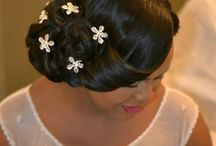 Wedding Hair / by Brittany Toliver