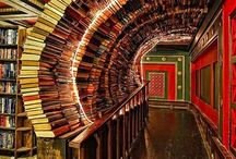 Book stores & libraries