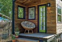 Less is best / Tiny house bucket list