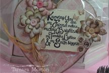 MDF Decorative Hearts