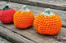 Crochet Round Up - FALL / You are welcome to pin any free or paid patterns for your Fall themed items!