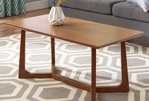 Coffee/Console/End Tables