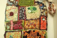Bags, pillows and pillows-OH MY! / by Patricia Sweede