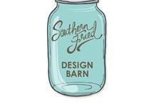Southern Fried Design Barn / Design Studio & Paper Goods Company