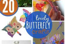 Spring & Summer Crafts / by Megan Woolley Garber
