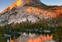 Wandelen in Yosemite National Park