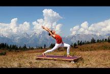 fit: yoga / by LaRaeRae
