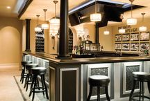 Ceiling lighting design for pubs
