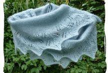 châles tricot