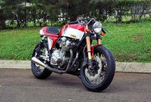 Project GSX 750 1980