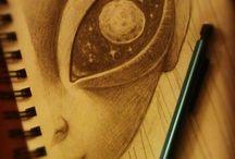 Dibujos Alien