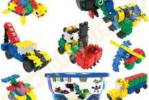 Παιχνίδια Κατασκευών - Ανάπτυξης Λεπτής Κινητικότητας