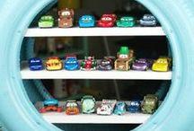 Kinderzimmer Cars