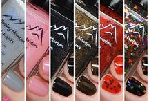 Smokey Mountain Lacquers Collections